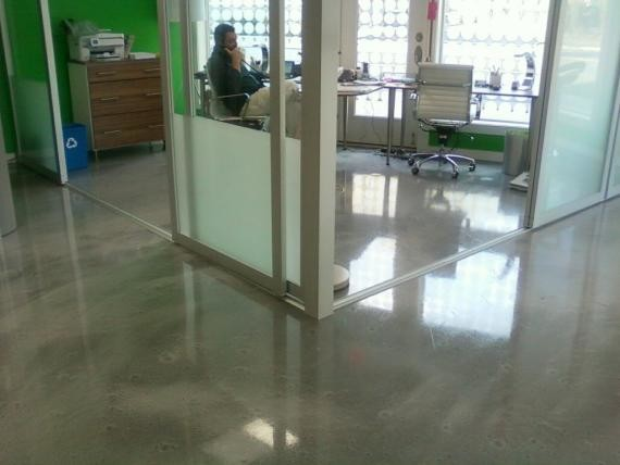 Epoxy Floor Cleaning in Sioux Falls South Dakota