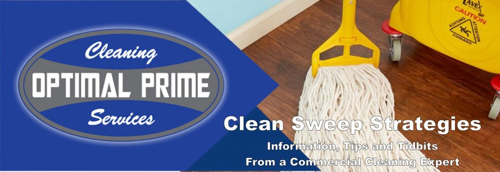 Commercial Cleaning Services Strategy Articles
