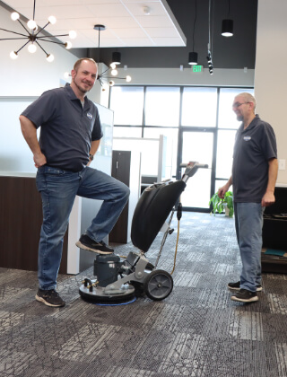 Office carpet cleaners in Sioux Falls